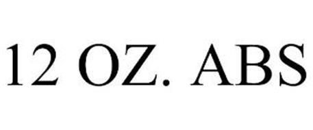 12 OZ. ABS