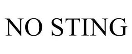 NO STING