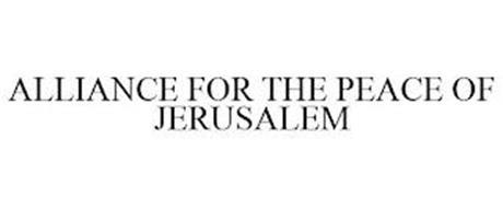 ALLIANCE FOR THE PEACE OF JERUSALEM