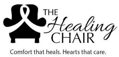 THE HEALING CHAIR COMFORT THAT HEALS. HEARTS THAT CARE.