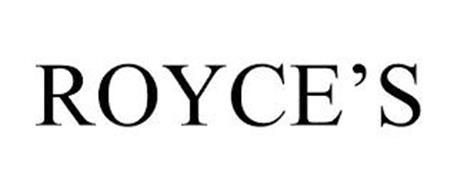 ROYCE'S