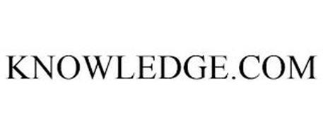 KNOWLEDGE.COM