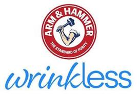 ARM & HAMMER THE STANDARD OF PURITY WRINKLESS