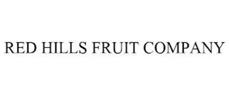 RED HILLS FRUIT COMPANY