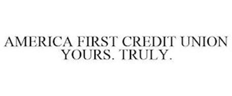 AMERICA FIRST CREDIT UNION YOURS. TRULY.