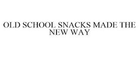 OLD SCHOOL SNACKS MADE THE NEW WAY
