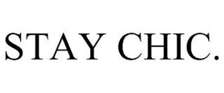 STAY CHIC.