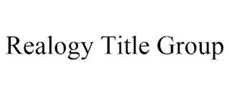 REALOGY TITLE GROUP