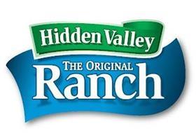 HIDDEN VALLEY THE ORIGINAL RANCH