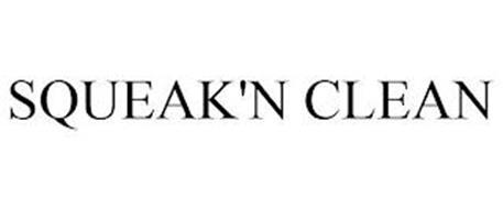 SQUEAK'N CLEAN