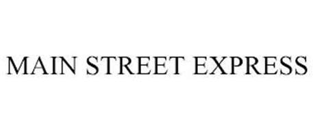 MAIN STREET EXPRESS