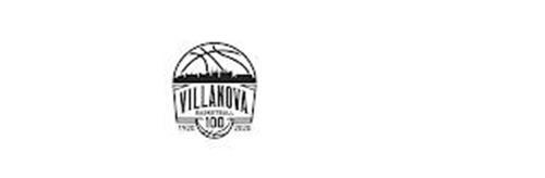 VILLANOVA BASKETBALL 100 1920 2020