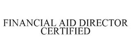 FINANCIAL AID DIRECTOR CERTIFIED