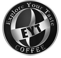 EXPLORE YOUR TASTE EYT COFFEE