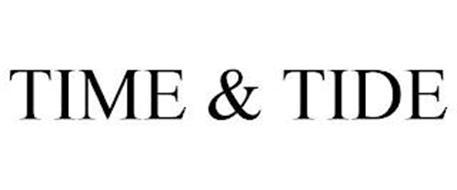 TIME & TIDE