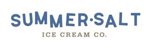 SUMMER·SALT ICE CREAM CO.