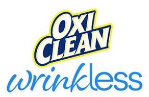 OXI CLEAN WRINKLESS