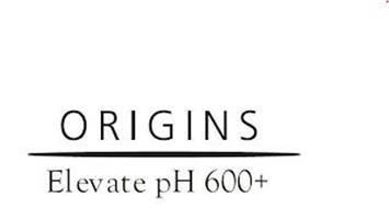 ORIGINS ELEVATE PH 600+
