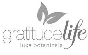 GRATITUDELIFE LUXE BOTANICALS