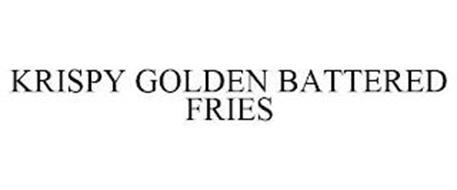 KRISPY GOLDEN BATTERED FRIES