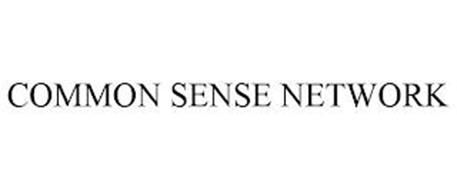 COMMON SENSE NETWORK
