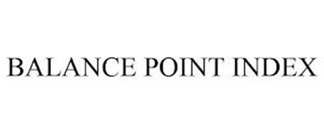 BALANCE POINT INDEX