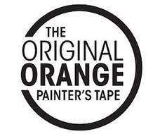 THE ORIGINAL ORANGE PAINTERS TAPE
