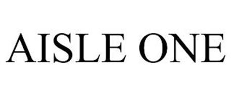 AISLE ONE