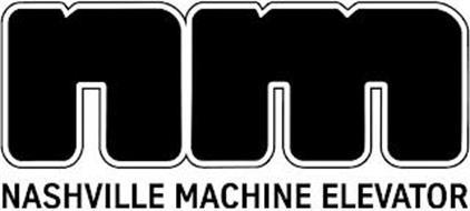NM NASHVILLE MACHINE ELEVATOR