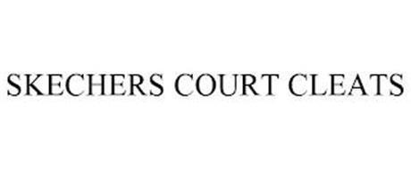 SKECHERS COURT CLEATS