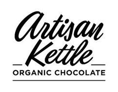 ARTISAN KETTLE ORGANIC CHOCOLATE