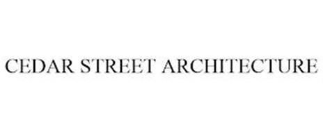 CEDAR STREET ARCHITECTURE
