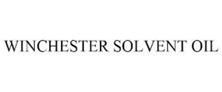 WINCHESTER SOLVENT OIL