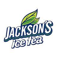 JACKSON'S ICE TEA