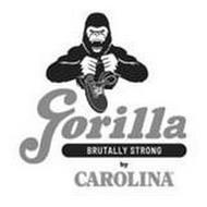 GORILLA BRUTALLY STRONG BY CAROLINA