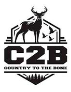 C2B COUNTRY TO THE BONE