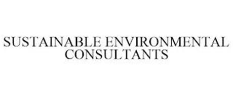 SUSTAINABLE ENVIRONMENTAL CONSULTANTS