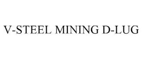 V-STEEL MINING D-LUG