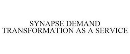 SYNAPSE DEMAND TRANSFORMATION AS A SERVICE