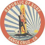 REPUBLIC OF SURF SANTA CRUZ CA