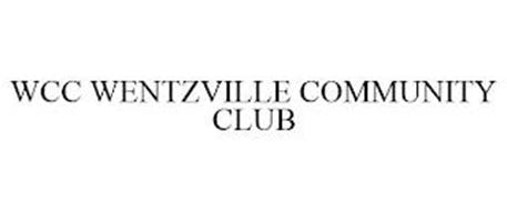 WCC WENTZVILLE COMMUNITY CLUB