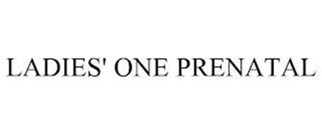 LADIES' ONE PRENATAL