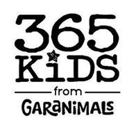 365 KIDS FROM GARANIMALS