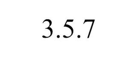 3.5.7