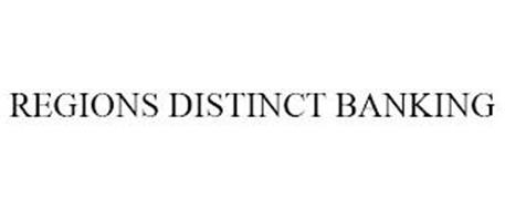 REGIONS DISTINCT BANKING