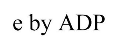 E BY ADP