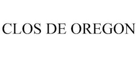CLOS DE OREGON