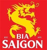 BIA SAIGON EST. 1875