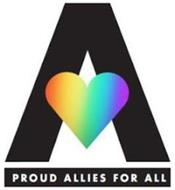A PROUD ALLIES FOR ALL