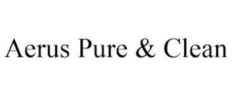 AERUS PURE & CLEAN